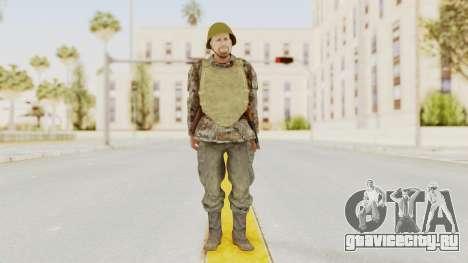 MGSV The Phantom Pain Soviet Union VH Sleeve v2 для GTA San Andreas второй скриншот