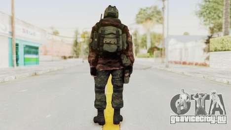 Battery Online Russian Soldier 8 v1 для GTA San Andreas третий скриншот
