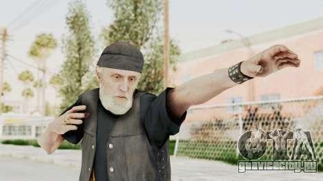 Alan Wake - Tor Anderson для GTA San Andreas