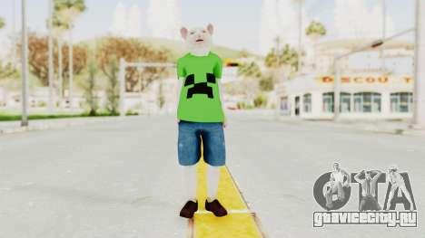 Rat Kid для GTA San Andreas второй скриншот