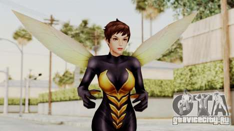 Marvel Future Fight - Wasp для GTA San Andreas