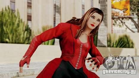 Captain America Civil War - Scarlet для GTA San Andreas