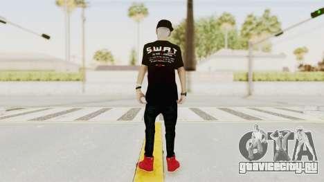 Swagger Boy Retex 1 для GTA San Andreas третий скриншот
