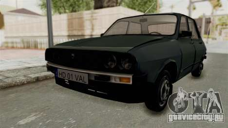 Dacia 1310 Funingi Taraneasca для GTA San Andreas