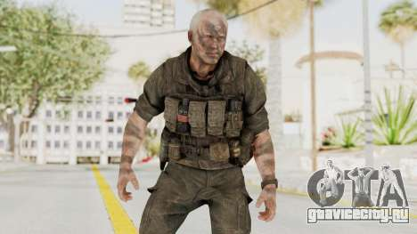 COD Black Ops 2 Hudson Commando для GTA San Andreas