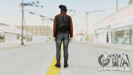 GTA 5 DLC Heist Robber для GTA San Andreas третий скриншот