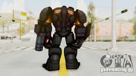 Marvel Future Fight - Hulk Buster Heavy Duty v1 для GTA San Andreas третий скриншот
