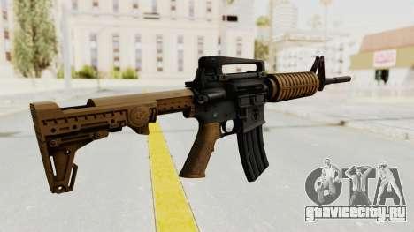 HD M4 v2 для GTA San Andreas второй скриншот