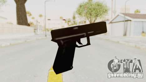 Liberty City Stories - Glock 17 для GTA San Andreas третий скриншот
