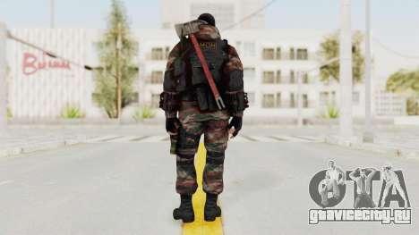 Battery Online Russian Soldier 5 v2 для GTA San Andreas третий скриншот