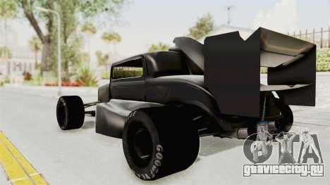 Ford 32 F1 для GTA San Andreas вид слева