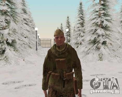 Пак бойцов красной армии для GTA San Andreas пятый скриншот