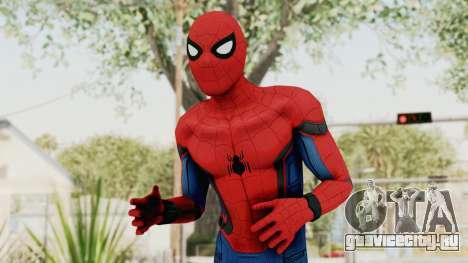 Captain America Civil War - Spider-Man для GTA San Andreas