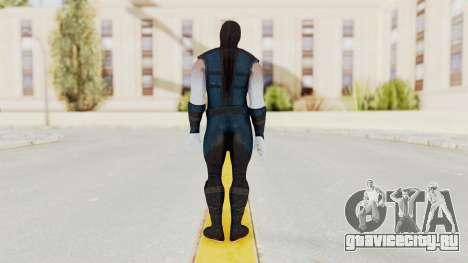 Mortal Kombat X Klassic Sub Zero v2 для GTA San Andreas третий скриншот