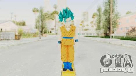 Dragon Ball Xenoverse Gohan Teen DBS SSGSS2 v2 для GTA San Andreas второй скриншот