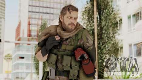 MGSV The Phantom Pain Venom Snake Sc No Patch v6 для GTA San Andreas