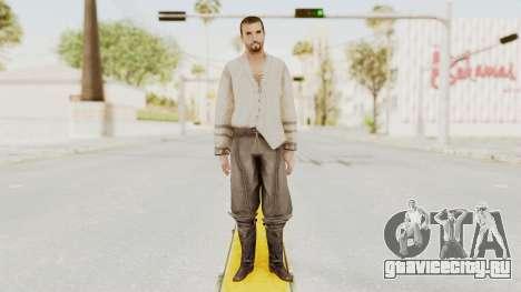 AC Brotherhood - Ezio Auditore Short Hair Civil для GTA San Andreas второй скриншот