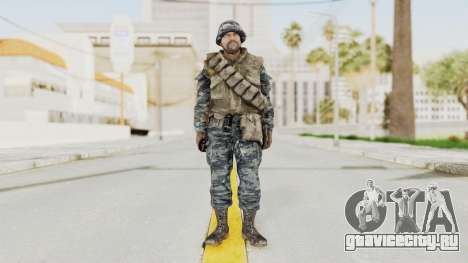 COD BO Russian Spetznas Flak MP v2 для GTA San Andreas второй скриншот