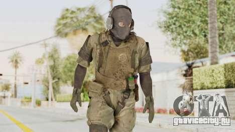 MGSV Phantom Pain Wandering MSF для GTA San Andreas