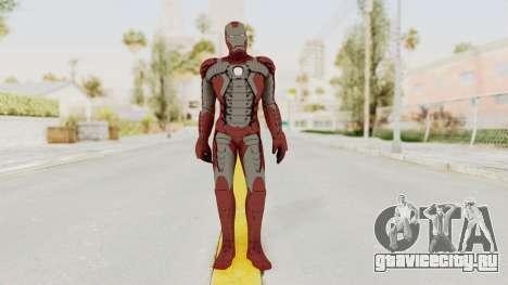 Marvel Heroes - Iron Man (Mk5) для GTA San Andreas второй скриншот