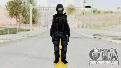 Albania Officer для GTA San Andreas второй скриншот