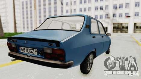 Dacia 1310 MLS 1988 Stock для GTA San Andreas вид слева