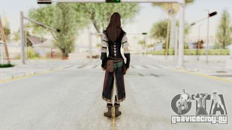 AC Brotherhood - Courtesan Elite Costume для GTA San Andreas третий скриншот