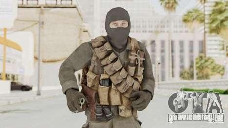 COD Black Ops Russian Spetznaz v1 для GTA San Andreas
