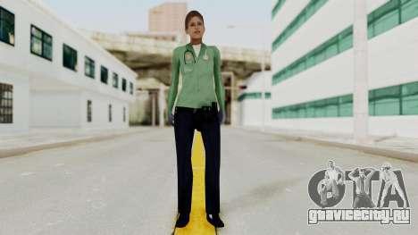 Female Medic Skin для GTA San Andreas второй скриншот