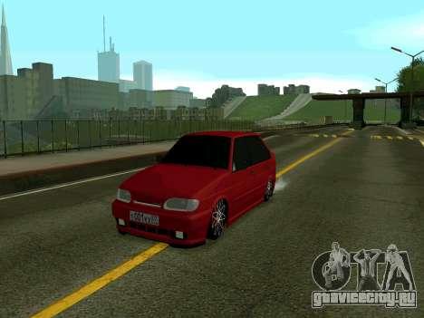 VAZ 2114 KBR для GTA San Andreas