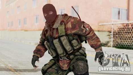 Battery Online Russian Soldier 8 v2 для GTA San Andreas