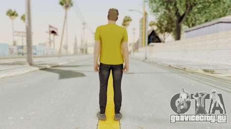 Skin from GTA 5 Online для GTA San Andreas третий скриншот