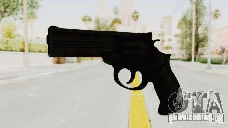 MP412 Rex для GTA San Andreas второй скриншот