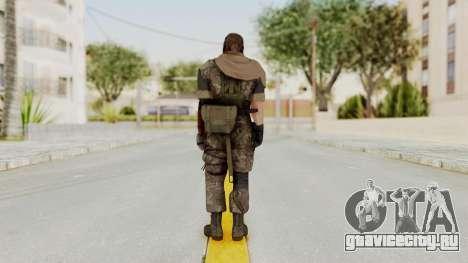 MGSV The Phantom Pain Venom Snake Sc No Patch v6 для GTA San Andreas третий скриншот