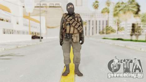 COD Black Ops Russian Spetznaz v1 для GTA San Andreas второй скриншот