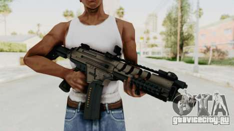 HBRA3 Advanced Warfare для GTA San Andreas третий скриншот