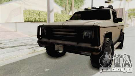 Rancher Style Bronco для GTA San Andreas