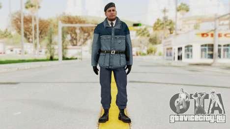 Bourne Conspirancy Zurich Police v2 для GTA San Andreas второй скриншот