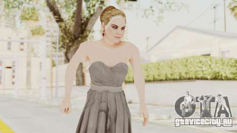 GTA 5 Princess of the Universe для GTA San Andreas