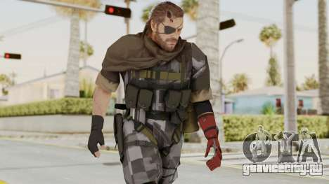 MGSV The Phantom Pain Venom Snake Scarf v7 для GTA San Andreas