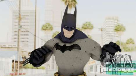 Batman Arkham City - Batman v2 для GTA San Andreas