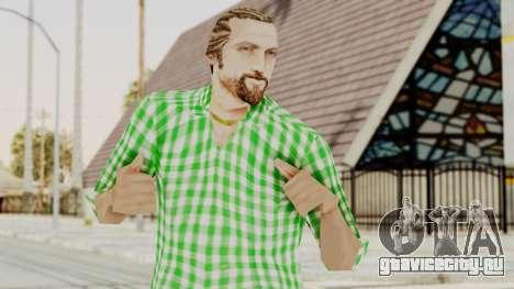 Psycho Brother 1 для GTA San Andreas