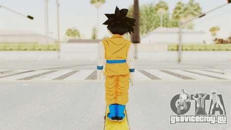 Dragon Ball Xenoverse Gohan Teen DBS SJ v2 для GTA San Andreas третий скриншот
