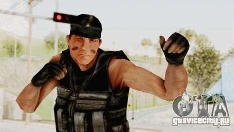 Rambo для GTA San Andreas