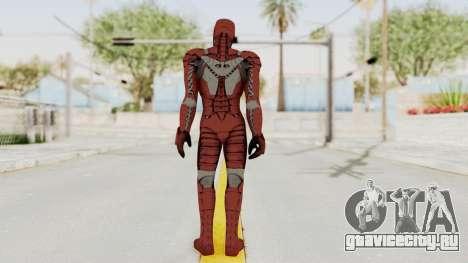 Marvel Heroes - Iron Man (Mk5) для GTA San Andreas третий скриншот