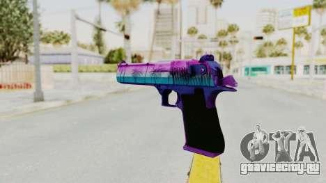 Vice Desert Eagle для GTA San Andreas второй скриншот