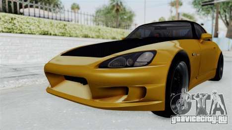 Honda S2000 S2K-AP1 для GTA San Andreas