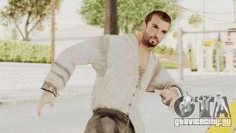 AC Brotherhood - Ezio Auditore Short Hair Civil для GTA San Andreas