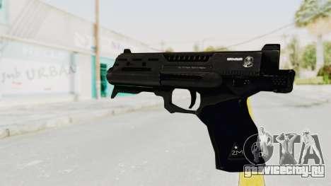 StA-18 Pistol для GTA San Andreas второй скриншот