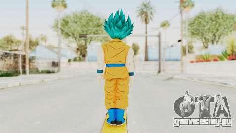 Dragon Ball Xenoverse Gohan Teen DBS SSGSS2 v2 для GTA San Andreas третий скриншот